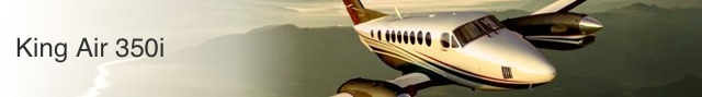 King Air 350i Hero